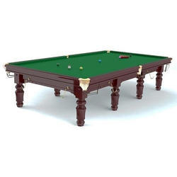 Snooker Table in 8 Legs