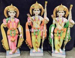 Ram Darbar Statue Colorful