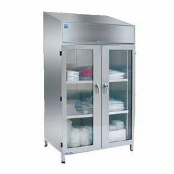 S.S. Garment Storage Cabinet