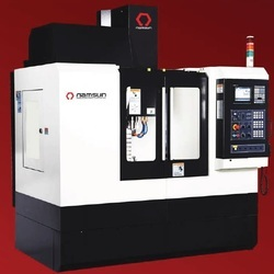 Used CNC Vertical Machining Center