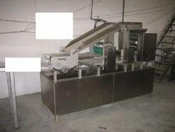 Raw Capatti Making Machine
