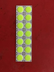 5W COB LED绿芯片
