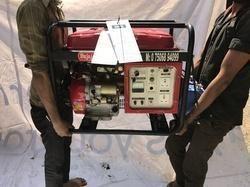 Portable Petrol Generator Set