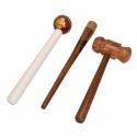 BDM Cricket Ball Mallet , Hammer & Gripping Cone