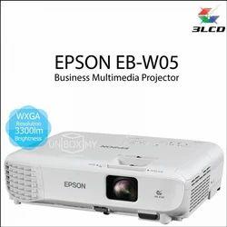 Epson Lcd Projector Eb-w05