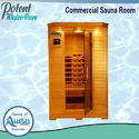 Commercial Sauna Room