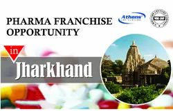 Allopathic Pharma Franchise Opportunity In Jharkhand