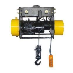 Flame Proof Hoist