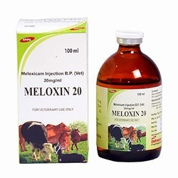Meloxicam injection B.P. Vet 20 mg/ml