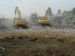 Demolition Work Service