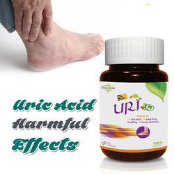 Uric Acid Harmful Effects