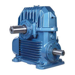 Double Worm Reduction Gearbox