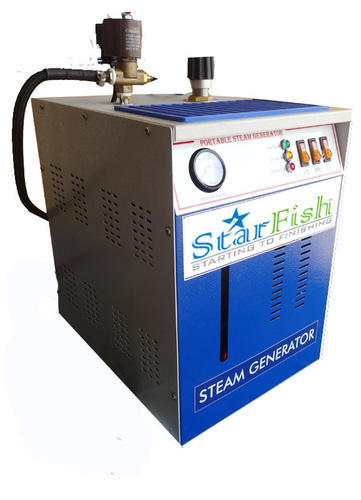 Portable Steam Boiler - Manufacturer from Coimbatore