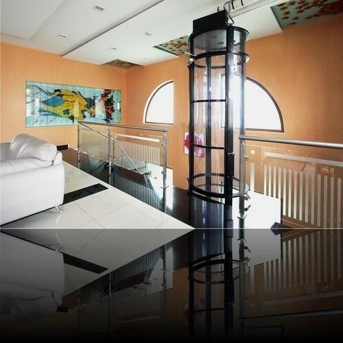 Interior MS Lift Structure
