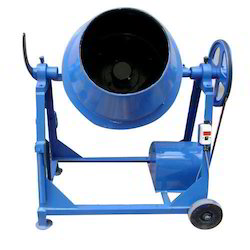 Laboratory Type Concrete Mixer