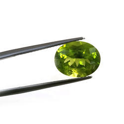 Elegant Natural Peridot Gemstone