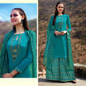Plazzo Pakistani Salwar Suit