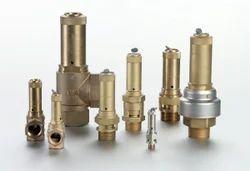 Gases Safety Valves