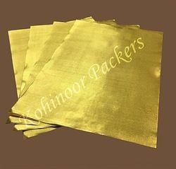 Name Printed Bites Packing Paper