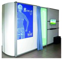 Special Tracking 3D Body Scanner SYMCAD II model ST