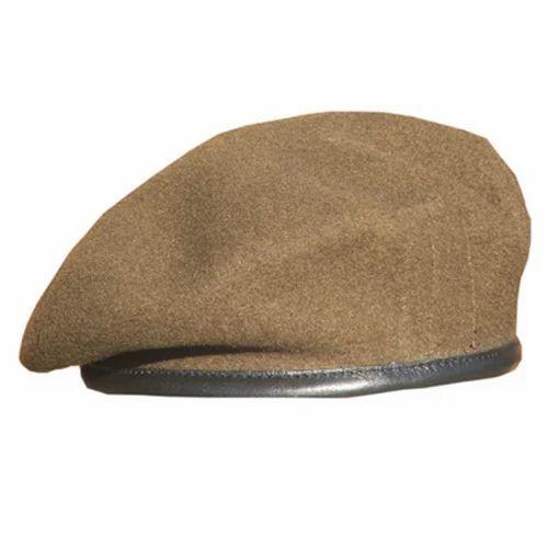 df10d88d Beret Caps - Woolen Beret Cap Manufacturer from Ludhiana