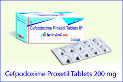 ALBROXIM (Cefpodoxime Proxetil Tablets 100 / 200 mg)
