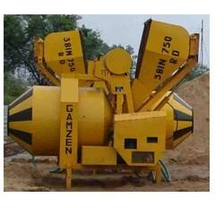 3 Bin 750 RD Mini Mobile Batching Plant