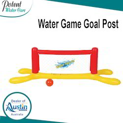 Water Game Goal Post