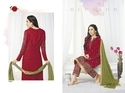Embroidered Full Sleeve Preet Salwar Suit