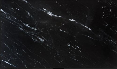 Black Colour Imported Marble Black Fantasy Marbles