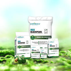 MAX BlackPearl Organic Fertilizer
