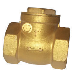 Brass Check Valve Manufacturer From Ahmedabad