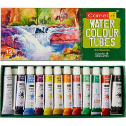 Camel Water Color Tubes