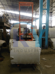 Industrial Reel Stacker