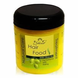 Glint Hair Food With Olive Oil