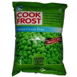 Frozen Peas Packing Pouches
