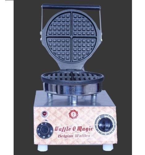 Belgian Waffle Maker - Non Rotating
