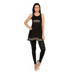 Ira-Soleil-Black-Polyester-Knitted-Stretchable-Bloack-Print