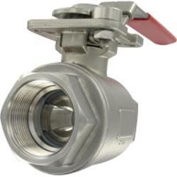 Series SVB Stainless Steel V-Ball Valve