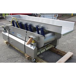 Vegetable Washing Conveyor