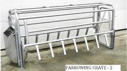 Farrowing Crate for Pig Farming
