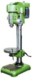 Semi Automatic Drilling Machine