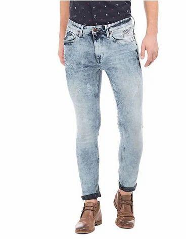 3667924b6ec Men Jeans - Ed Hardy Acid Washed Super Slim Fit Jeans Manufacturer ...