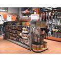 Sports Section Store Gondola Unit
