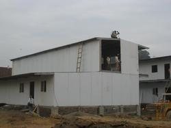 Prefabricated Double Storey Project Office. Ask For Price