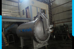 Door of Rubber Vulcanizing Autoclave