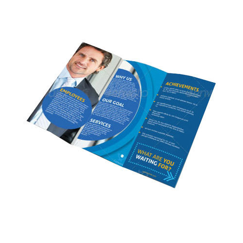 printed pamphlet tri fold pamphlet manufacturer from bengaluru