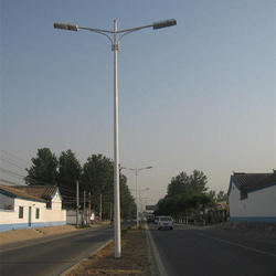 M.S Street Light Pole