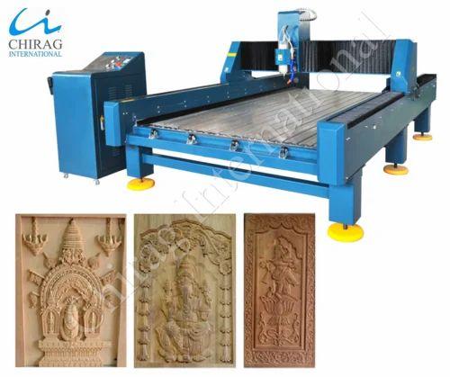 Cnc wood router machine d carving