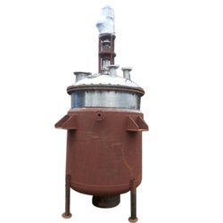 Jacketed Reactors